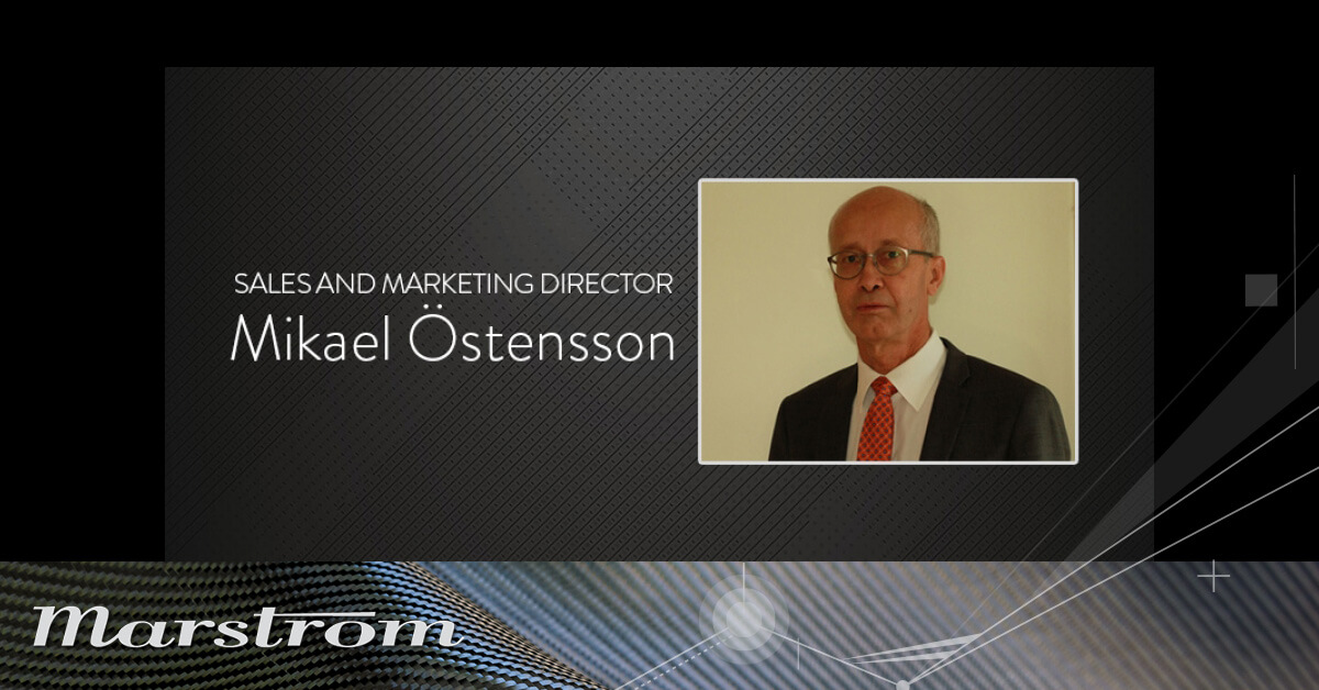 New Sales and Marketing Director