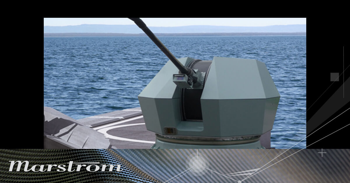 Canon cupola for BAE Systems in series production