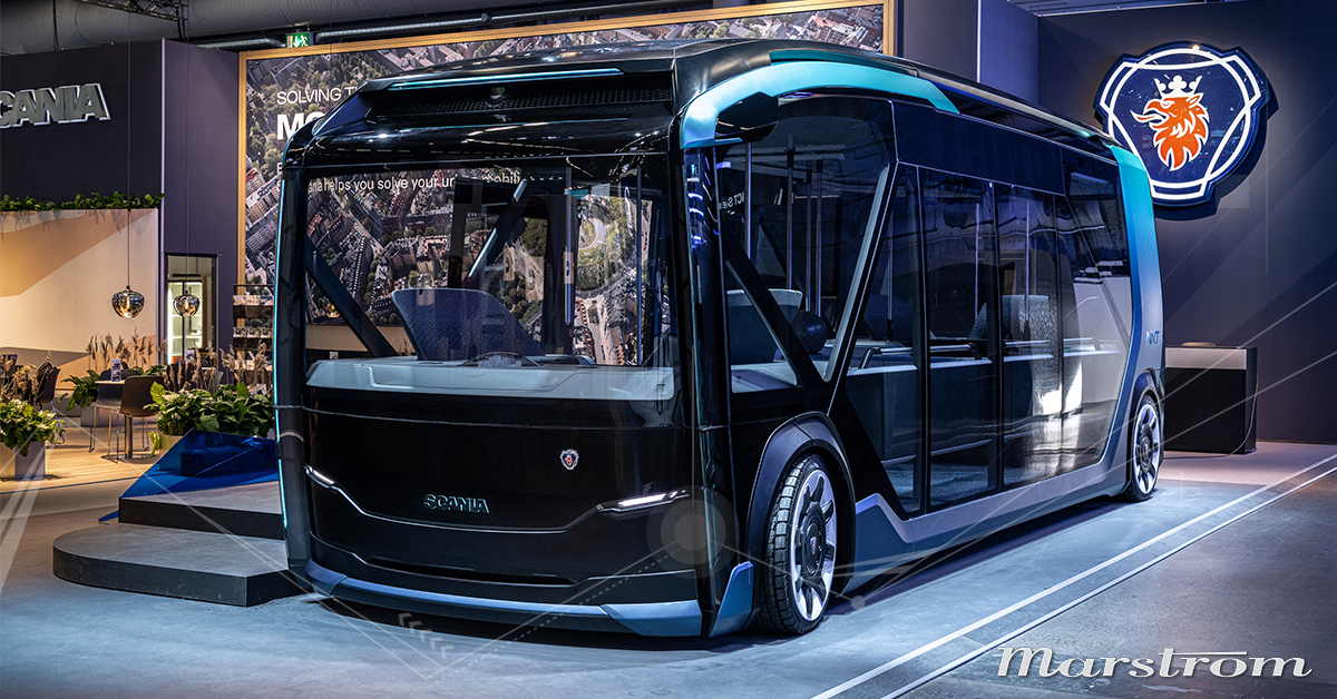 Marstrom Composite | Taking urban transport to the NXT level